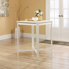 white counter height table. White Counter Height Table T