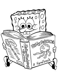 Spongebob Coloring Pages 24 Coloring Kids