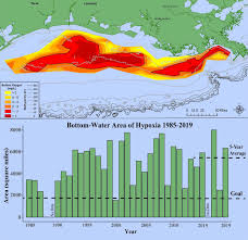 Large Dead Zone Measured In Gulf Of Mexico National