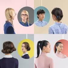 秋ファッションに合わせてヘアスタイルも華麗にチェンジ 新感覚