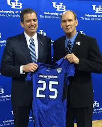 UB names Lance Leipold football coach | It's Always Game Seven