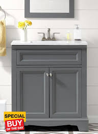 kitchen and bath savings 30 windsor park grey vanity