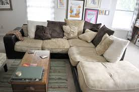 most comfortable sectional sofa. Lovely Most Comfortable Sectional Sofas Design: With Chaise Sofa O