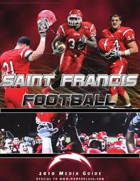 Francis 2010 Guide Issuu Football By Media - Athletics University Saint