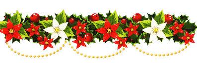 Kränze Und Girlanden Weihnachten Clipart Kränze Und