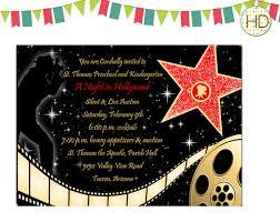 Movie Night Invitation Templates Free Printable Party Invitations Movie Theme Download Them Or Print
