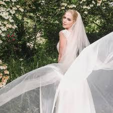 10 Manieren Om Een Bruidssluier Te Dragen