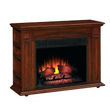 chimney free wall mount electric fireplace costco cherry