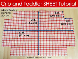 Crib sheets tutorial. Store bought ones always seem to shrink. Straight  seems and an