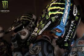 monster helm motocross wallpaper