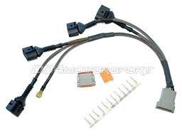 audi harness, ignition coil wiring repair, 4 wire coil audi vw 1 8t Audi Engine Carbrator at Audi A4 Engine Wiring Harness