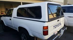 Toyota Pickup Truck Camper Shell for Sale in Campbell, CA - OfferUp