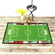 baseball field rug football carpet engaging baby play mat children toy