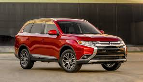 Redesigned Mitsubishi Outlander featured in New York