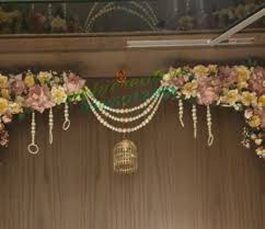Images Of Designer Torans Vintage Pink Foamiran Flower Toran Diwali Decoration Items