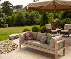 Amazing Ideas How To Make Outdoor Furniture Out Of Pallets From Cushions  Covers