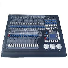 new dmx 512 2048 lighting console with midi function professional moving light controller max control 200