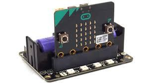 <b>RobotBit</b> - <b>Robot Expansion Board</b> for BBC micro:<b>bit</b> — Cool ...