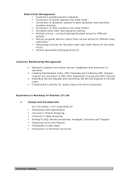Resume For Oracle Developer Magnificent Resume For Oracle Developer