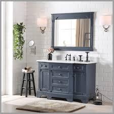 single vanity cabinet. Unique Single 48 In Caroline Single Vanity Cabinet Set Mocha Brown U0026 Absolute Black  Granite Top With