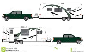 Noted Camper Trailer Coloring Pages Nice Dump Truck Page