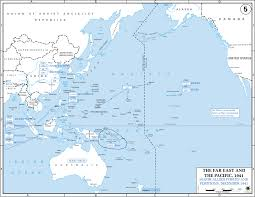 Department of History - WWII Asian Pacific Theater