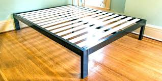 Diy King Platform Bed With Storage Concealed Storage King Size Bed