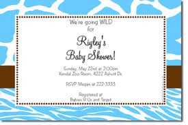 Baby Shower Invitations Design Your Own Baby Shower Cards