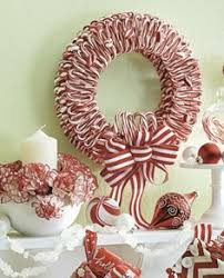 DIY Candy Cane Star Decoration U0026 Links To Other Candy Cane Crafts Candy Cane Wreath Christmas Craft