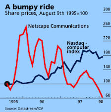 Growing Up Slowing Down Netscape