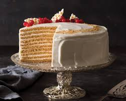 10 Layer Spiced Russian Honey Cake Bake from Scratch
