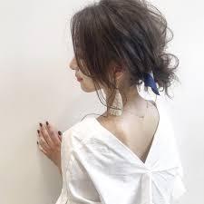 大人っぽ色っぽ30歳からは美女まとめ髪アレンジ10選 Locariロカリ