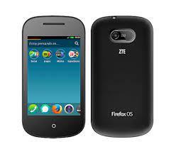 ZTE Open II - Smartphone mit Mozilla ...