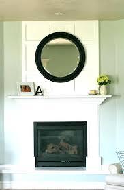 mirror above fireplace round mirror over fireplace round mirror above fireplace mirror over fireplace ideas mirror