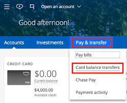 Most balance transfer credit cards charge 3 to 5% of your transfer balance. How To Do A Balance Transfer With Chase Comparecards