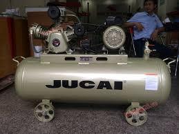 Vai trò của máy bơm hơi khí nén trong tiệm sửa chữa, làm lốp   Máy nén khí  - Cầu Nâng - Máy rửa xe