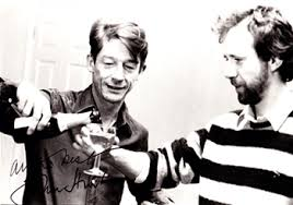 john hurt 1984 haircut. Plain Haircut John Hurt Is Generous With The Champers From His Mini Bar At End Of Our And 1984 Haircut O