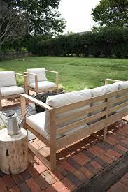 Diy Modern Outdoor Sofa House On Longwood Lane