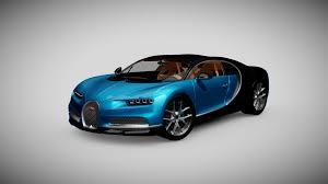 The car is based on the bugatti vision gran turismo concept car. Bugatti Chiron Interior 3d Model By Isteven Steven007 17814c3