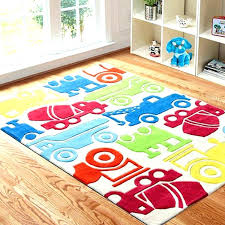 rugs for kids area rug with colorful cars boys playroom car nursery room childrens canada