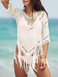 Crochet Swimsuit Cover Up Pattern Simple Inspiration