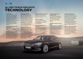 Speed Vision Lights Out 10 All New Ford Taurus All New Ford Escort Middle East