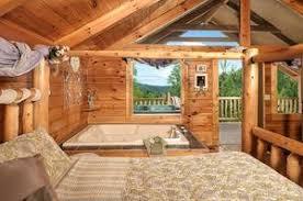 1 Bedroom Gatlinburg Cabins for Rent Pigeon Forge Chalet Rentals