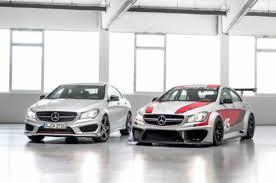 2014 Mercedes-Benz CLA45 AMG Racing Series - Freshness Mag