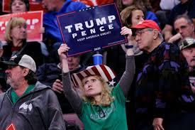 Trump returns to Pennsylvania, rallying for repeat win