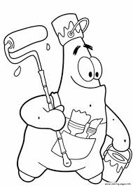 Small Picture funny patrick star s spongebob cartoon1d0c1 Coloring pages Printable