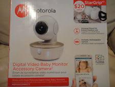 motorola 5 portable digital video baby monitor. item 4 new motorola digital video baby monitor mbp88connect wireless brand -new motorola 5 portable digital video baby monitor m