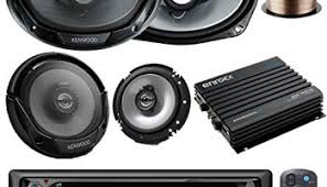 kenwood kac m1804 compact 4 channel amplifier tr zone service new kenwood kdc bt362u car cd mp3 receiver bluetooth am fm radio player 2 x 6x9 kenwood speakers 2 x 6 5 speakers and 500 watt enrock amplifier