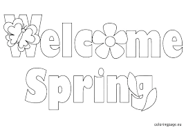 Free Coloring Pages Spring Printable Daffodil Children For