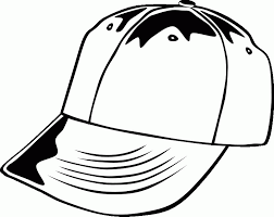 Small Picture Coloring Pages Of Hats Coloring Home